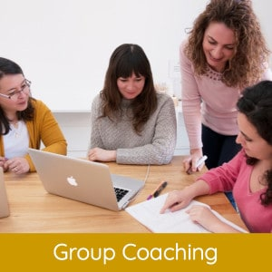 Grow your business with coach & peer support